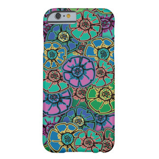 Funda Barely There iPhone 6 Flower power #21