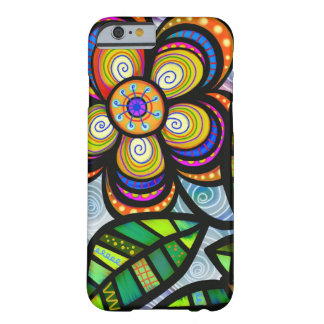 Funda Barely There iPhone 6 Folwers