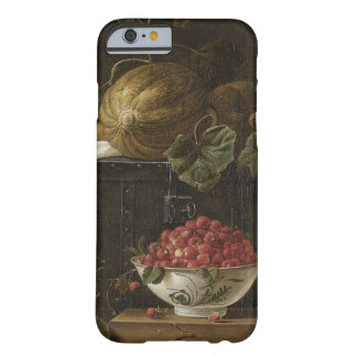 Funda Barely There iPhone 6 Fresas y melones