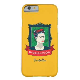 Funda Barely There iPhone 6 Frida Kahlo el | Inspiración