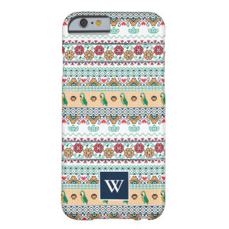 Funda Barely There iPhone 6 Frida Kahlo el | Patrón de Colores