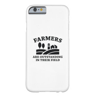 Funda Barely There iPhone 6 Granjeros
