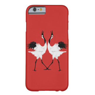 Funda Barely There iPhone 6 Grúas del baile