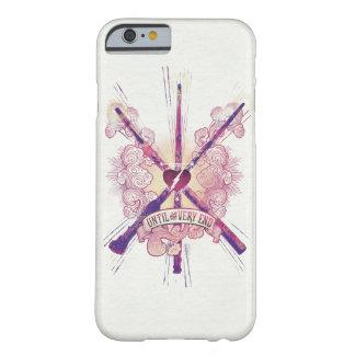 Funda Barely There iPhone 6 Harry Potter el | hasta el final