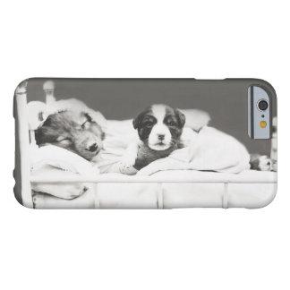 Funda Barely There iPhone 6 Harry Whittier libera el caso insomne del perrito