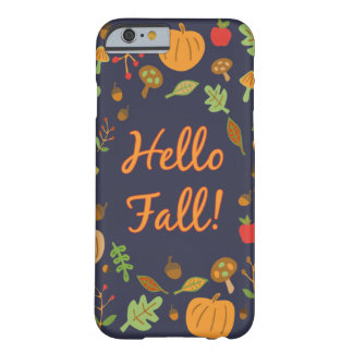Funda Barely There iPhone 6 ¡Hola caída!