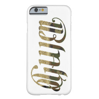 Funda Barely There iPhone 6 hollywood