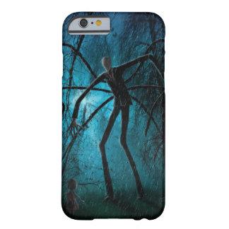 Funda Barely There iPhone 6 Hombre delgado y el alma perdida