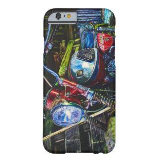 Funda Barely There iPhone 6 Infierno de Outta del palo