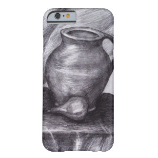 Funda Barely There iPhone 6 iPhone 6/6s, Barely There del dibujo de Stilllife