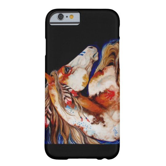 Funda Barely There iPhone 6 iPhone 6/6s, Barely There horse