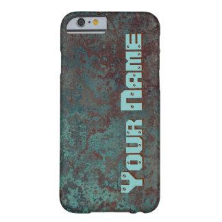"""Funda Barely There iPhone 6 iPhone """"conocido"""" de cobre 6/6S"""" de la impresión"""