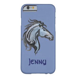 Funda Barely There iPhone 6 Iphone del caballo/caso dramáticos del ipad