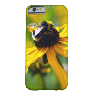 Funda Barely There iPhone 6 La abeja macra original del caso de Iphone