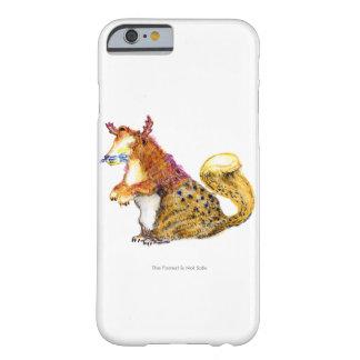 Funda Barely There iPhone 6 La ardilla de los ciervos - híbrido mítico en