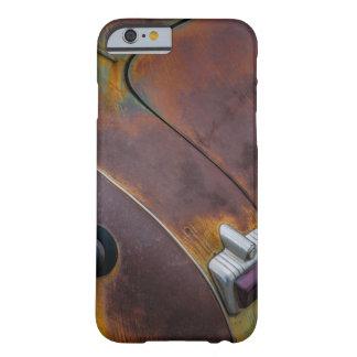 Funda Barely There iPhone 6 La belleza de la textura de un coche envejecido