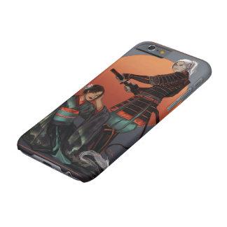 Funda Barely There iPhone 6 La caja extensa del teléfono del arte del