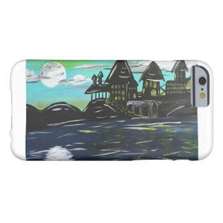 Funda Barely There iPhone 6 La luna del amanecer