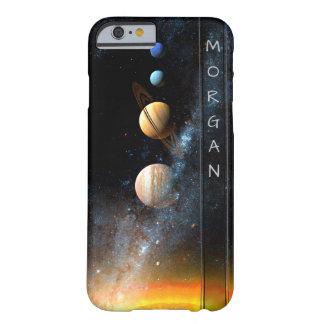 Funda Barely There iPhone 6 La Sistema Solar