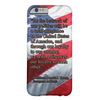 FUNDA BARELY THERE iPhone 6  LEALTAD TOTAL PRES45