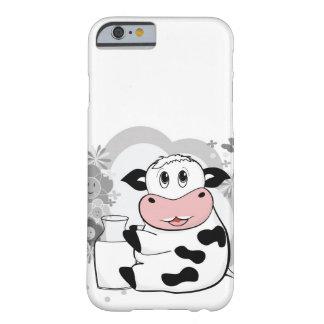 Funda Barely There iPhone 6 Leche de consumo de la vaca