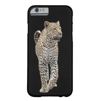 Funda Barely There iPhone 6 Leopardo en patrulla
