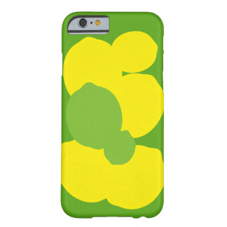 Funda Barely There iPhone 6 Limón o cal