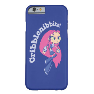 Funda Barely There iPhone 6 ¡Los titanes adolescentes van! ¡El | Starfire