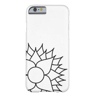 Funda Barely There iPhone 6 Lotus blanco