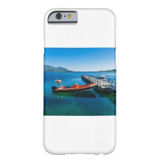 Funda Barely There iPhone 6 Macho del aterrizaje y barco de la velocidad