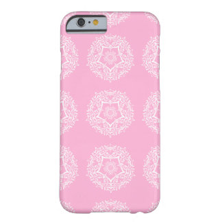 Funda Barely There iPhone 6 Mandala color de rosa