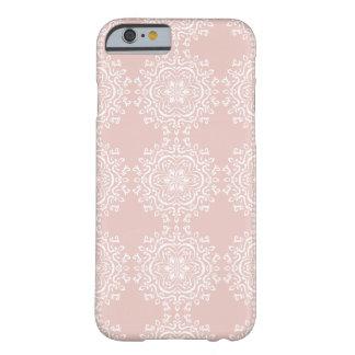 Funda Barely There iPhone 6 Mandala de la malva