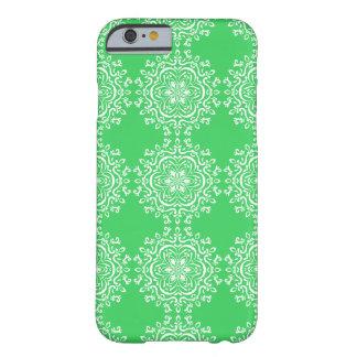 Funda Barely There iPhone 6 Mandala de la primavera