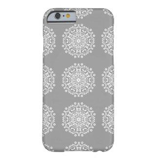 Funda Barely There iPhone 6 Mandala de piedra