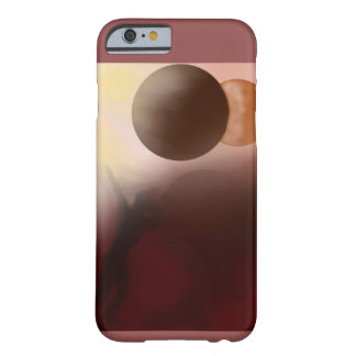 FUNDA BARELY THERE iPhone 6  MARTE
