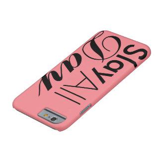 Funda Barely There iPhone 6 Mate todo el día el caso