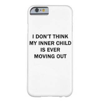 Funda Barely There iPhone 6 Mi niño interno