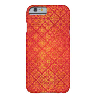 Funda Barely There iPhone 6 Modelo antiguo real de lujo floral