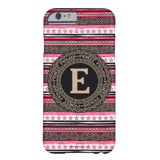Funda Barely There iPhone 6 Modelo tribal de la Mujer Maravilla