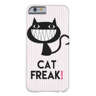 Funda Barely There iPhone 6 ¡Monstruo del gato! Caja del teléfono del iPhone