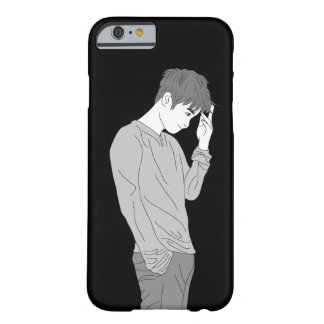 Funda Barely There iPhone 6 Muchacho encantador