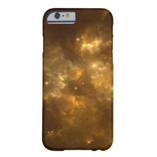 Funda Barely There iPhone 6 Nebulosa, estrellas y espacio hermosos frescos