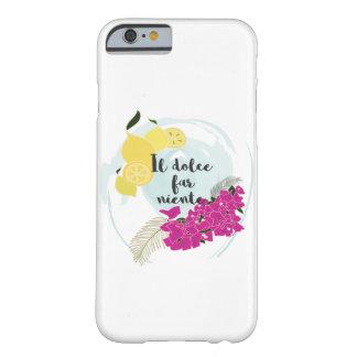 Funda Barely There iPhone 6 Niente lejano de dolce de IL
