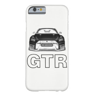 Funda Barely There iPhone 6 Nissan GTR