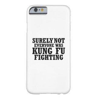 Funda Barely There iPhone 6 No cada una era seguramente lucha divertida de