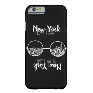 Funda Barely There iPhone 6 Nueva York