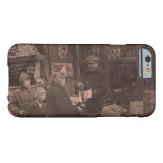 Funda Barely There iPhone 6 Nueva York vieja