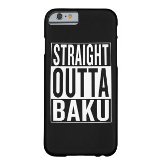 Funda Barely There iPhone 6 outta recto Baku