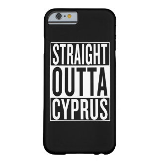 Funda Barely There iPhone 6 outta recto Chipre