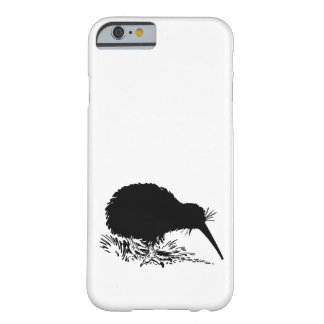 Funda Barely There iPhone 6 Pájaros del kiwi